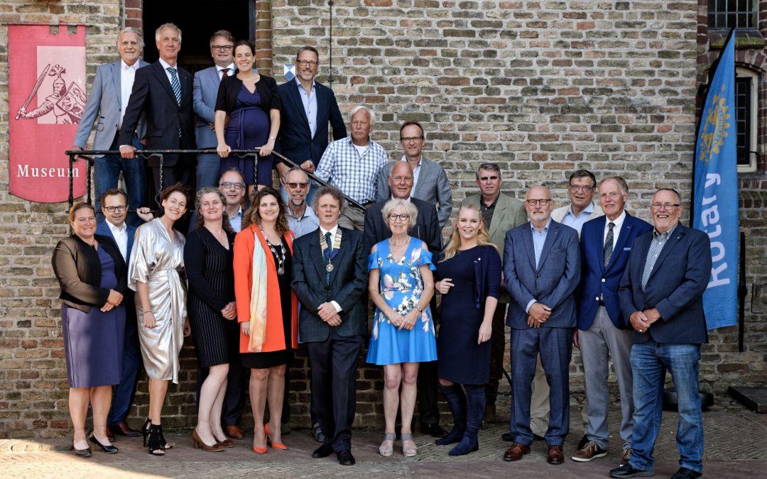 Als Rotary Radboud de zomer in